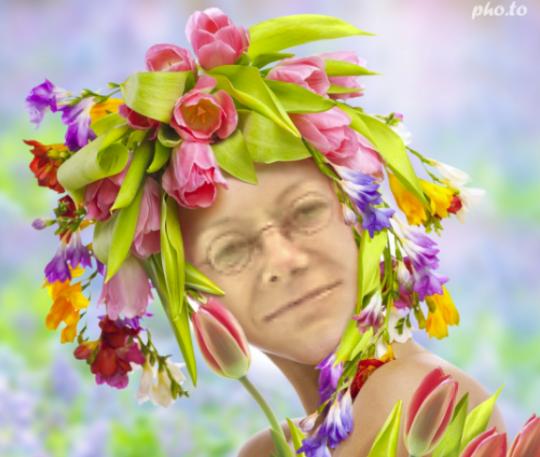 mode fleur